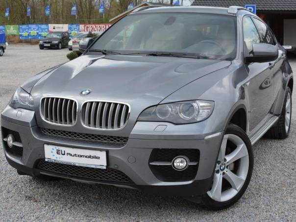 BMW X6 3.5 D 4x4 ZÁRUKA 1 ROK, foto 1 Auto – moto , Automobily | spěcháto.cz - bazar, inzerce zdarma