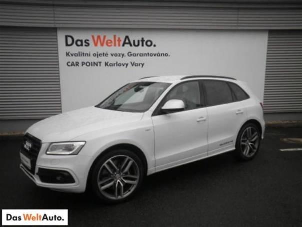 Audi Q5 SQ5 3.0 BiTDI DPF quattro Tiptronic, foto 1 Auto – moto , Automobily | spěcháto.cz - bazar, inzerce zdarma