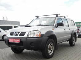 Nissan Navara 2.5 Di Double Cab. 4x4 , Auto – moto , Automobily    spěcháto.cz - bazar, inzerce zdarma