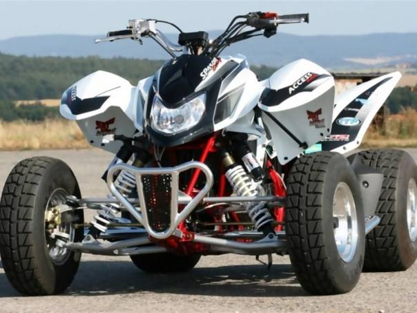 Access Motor Warrior Warrior 450 SuperMoto, foto 1 Auto – moto , Motocykly a čtyřkolky | spěcháto.cz - bazar, inzerce zdarma
