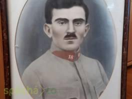 Obraz Rakouskouherského vojáka,RU - pěkný , Hobby, volný čas, Sběratelství a starožitnosti  | spěcháto.cz - bazar, inzerce zdarma