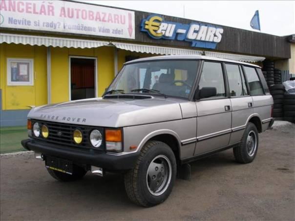 Land Rover Range Rover 2.5 TD,  ,4x4,KLIMA, foto 1 Auto – moto , Automobily | spěcháto.cz - bazar, inzerce zdarma