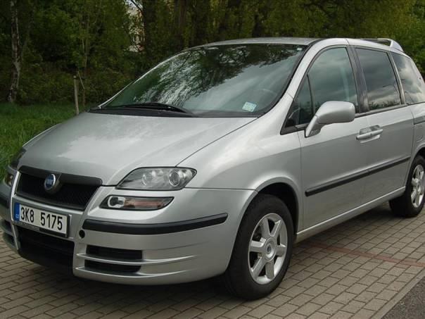 Fiat Ulysse 2.2 JTD - Plná výbava , foto 1 Auto – moto , Automobily | spěcháto.cz - bazar, inzerce zdarma