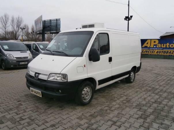 Citroën Jumper L1H1+CHLADAK+SERVISKA, foto 1 Užitkové a nákladní vozy, Do 7,5 t | spěcháto.cz - bazar, inzerce zdarma