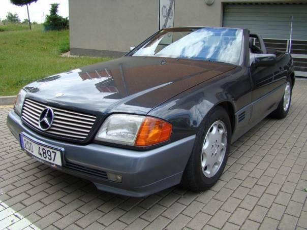 Mercedes-Benz Třída SL 320i top stav+ hard-top, foto 1 Auto – moto , Automobily | spěcháto.cz - bazar, inzerce zdarma