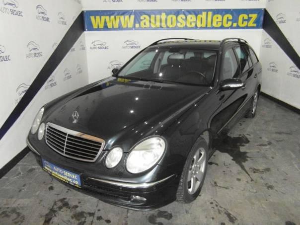 Mercedes-Benz Třída E 320 4Matic,Navi,Al.kola, foto 1 Auto – moto , Automobily | spěcháto.cz - bazar, inzerce zdarma