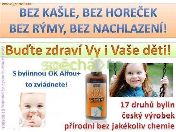 Problém s imunitou? Časté nachlazení a horečky?, foto 1 Móda a zdraví, Kosmetika | spěcháto.cz - bazar, inzerce zdarma