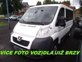 Peugeot Boxer 2,2 HDi *servis.kn.* 9- místný , Auto – moto , Automobily  | spěcháto.cz - bazar, inzerce zdarma