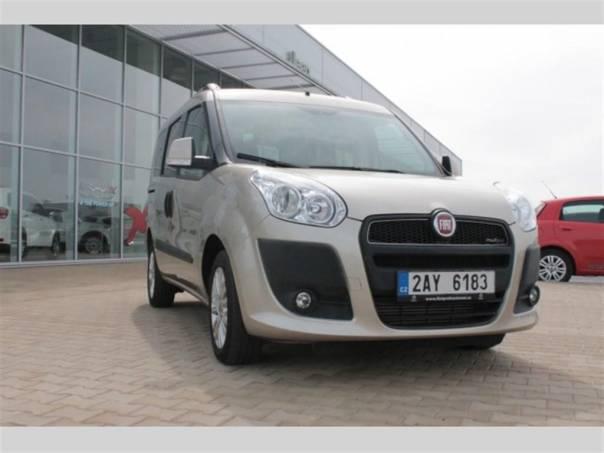 Fiat Dobló Panorama 2,0 Mjet 135k Emotion, foto 1 Užitkové a nákladní vozy, Do 7,5 t | spěcháto.cz - bazar, inzerce zdarma