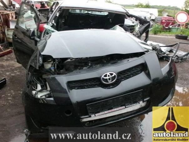 Toyota Auris 1,6, foto 1 Náhradní díly a příslušenství, Ostatní | spěcháto.cz - bazar, inzerce zdarma