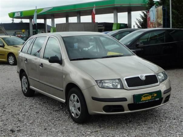 Škoda Fabia 1.2 HTP *1.majitelCZ-serviska*, foto 1 Auto – moto , Automobily | spěcháto.cz - bazar, inzerce zdarma
