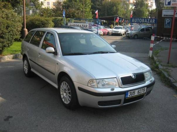 Škoda Octavia 1,6i combi model 2001 Amb, foto 1 Auto – moto , Automobily | spěcháto.cz - bazar, inzerce zdarma