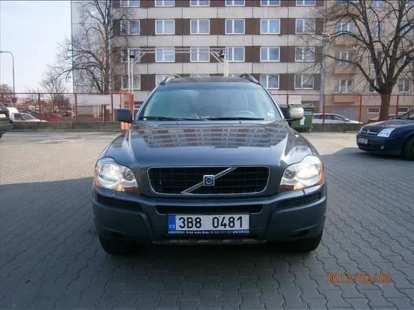 Volvo XC90 2,4   D5 AUT, foto 1 Auto – moto , Automobily | spěcháto.cz - bazar, inzerce zdarma