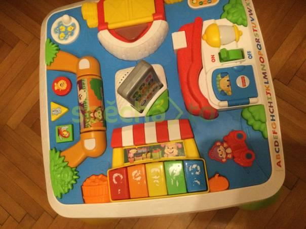 Hrací stolek , foto 1 Pro děti, Hračky | spěcháto.cz - bazar, inzerce zdarma