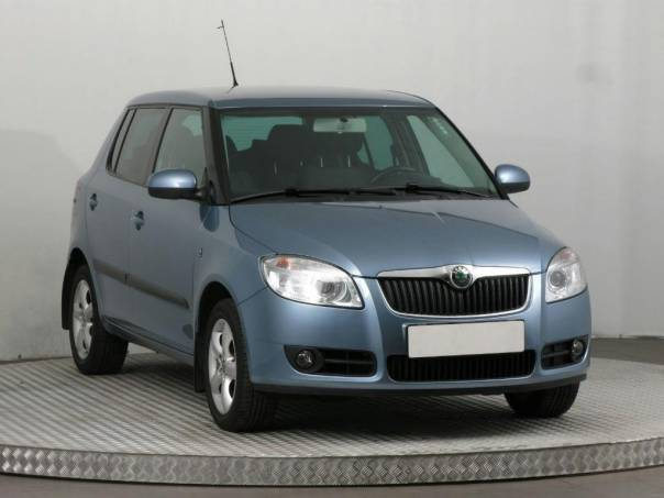 Škoda Fabia 1.6 16V, foto 1 Auto – moto , Automobily | spěcháto.cz - bazar, inzerce zdarma