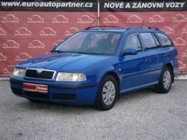 Škoda Octavia 1,9TDI 81kW, KLIMA, Tažné