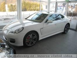 Porsche Panamera 4.8 4S 400PS - bílá světlá
