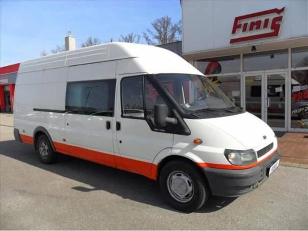 Ford Transit 2.4  TDDi, foto 1 Užitkové a nákladní vozy, Do 7,5 t | spěcháto.cz - bazar, inzerce zdarma