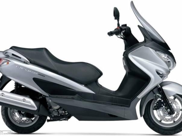 Suzuki  UH 200 Burgman 2014, foto 1 Auto – moto , Motocykly a čtyřkolky | spěcháto.cz - bazar, inzerce zdarma