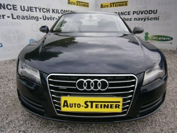 Audi A7 3.0TDI Navigace, Xenony, Kůže , foto 1 Auto – moto , Automobily | spěcháto.cz - bazar, inzerce zdarma