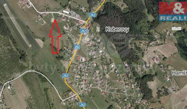 Prodej pozemku, Koberovy, foto 1 Reality, Pozemky | spěcháto.cz - bazar, inzerce