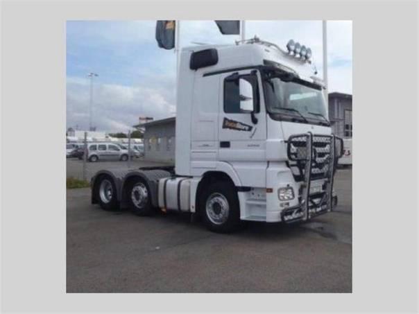 ACTROS 2546 L 6x2, foto 1 Užitkové a nákladní vozy, Nad 7,5 t | spěcháto.cz - bazar, inzerce zdarma