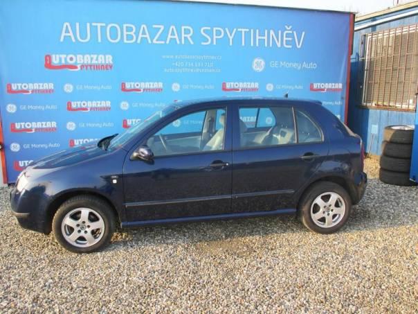 Škoda Fabia 1,4 MPI 50kW Klima, ASR,výhřev, foto 1 Auto – moto , Automobily   spěcháto.cz - bazar, inzerce zdarma