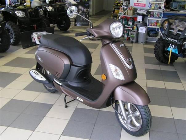SYM  Fiddle III 125, foto 1 Auto – moto , Motocykly a čtyřkolky | spěcháto.cz - bazar, inzerce zdarma