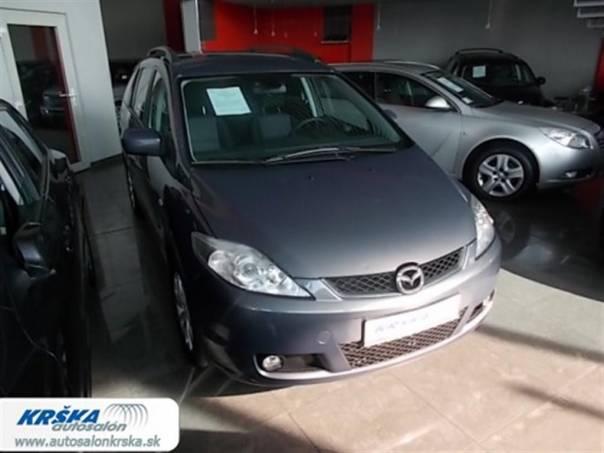 Mazda 5 2.0 CD comfort, foto 1 Auto – moto , Automobily | spěcháto.cz - bazar, inzerce zdarma