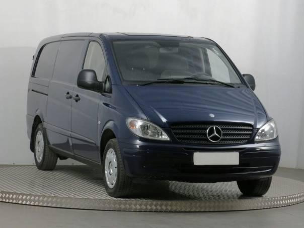 Mercedes-Benz Vito 111 CDI, foto 1 Užitkové a nákladní vozy, Do 7,5 t | spěcháto.cz - bazar, inzerce zdarma