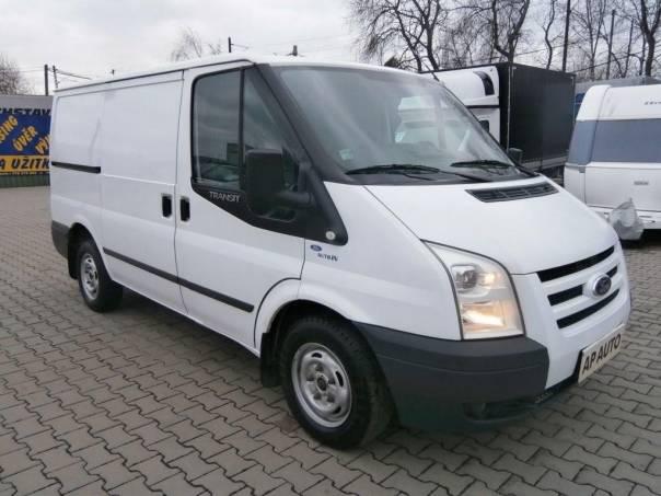 Ford Transit 260S TREND CZ SERVISKA, foto 1 Užitkové a nákladní vozy, Do 7,5 t | spěcháto.cz - bazar, inzerce zdarma