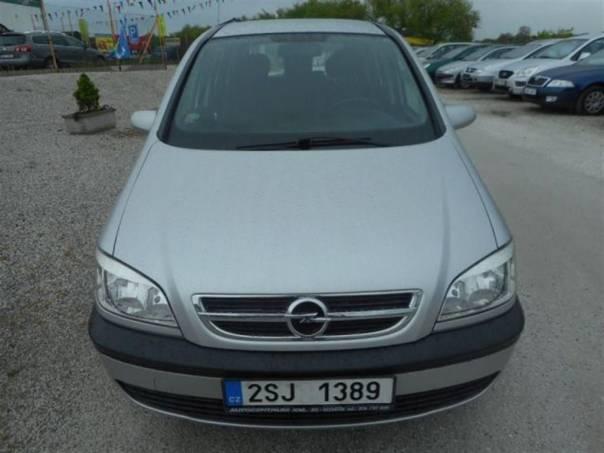 Opel Zafira 2.0 TDI    74 kW, foto 1 Auto – moto , Automobily | spěcháto.cz - bazar, inzerce zdarma