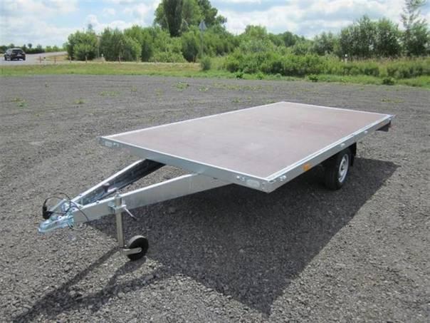 ZV41N1 4,15/2,00 plato - 2, foto 1 Užitkové a nákladní vozy, Přívěsy a návěsy | spěcháto.cz - bazar, inzerce zdarma