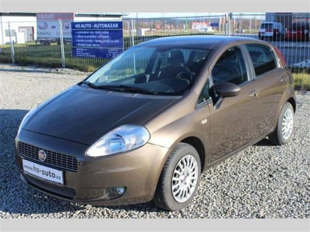 Fiat Punto 1.2 , klima, koupeno v CZ, foto 1 Auto – moto , Automobily | spěcháto.cz - bazar, inzerce zdarma