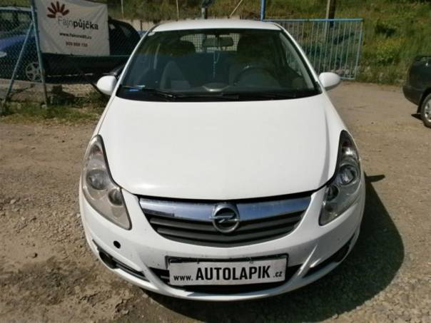 Opel Corsa 1,3CDTi 55kW 2místné, foto 1 Auto – moto , Automobily | spěcháto.cz - bazar, inzerce zdarma