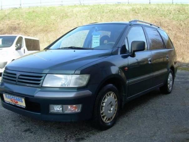 Mitsubishi Space Wagon 2.4 i 108kW 4x4, foto 1 Auto – moto , Automobily | spěcháto.cz - bazar, inzerce zdarma