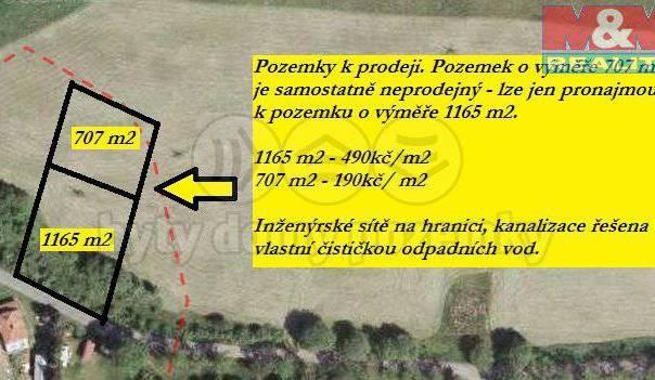 Prodej pozemku, Blatno, foto 1 Reality, Pozemky   spěcháto.cz - bazar, inzerce