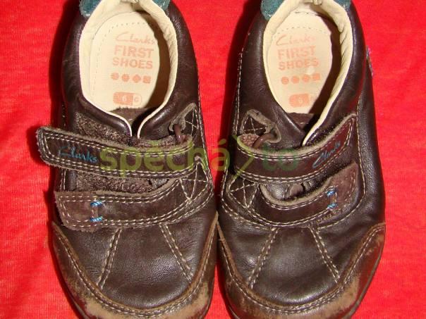 dětské kožené boty , foto 1 Pro děti, Dětská obuv  | spěcháto.cz - bazar, inzerce zdarma