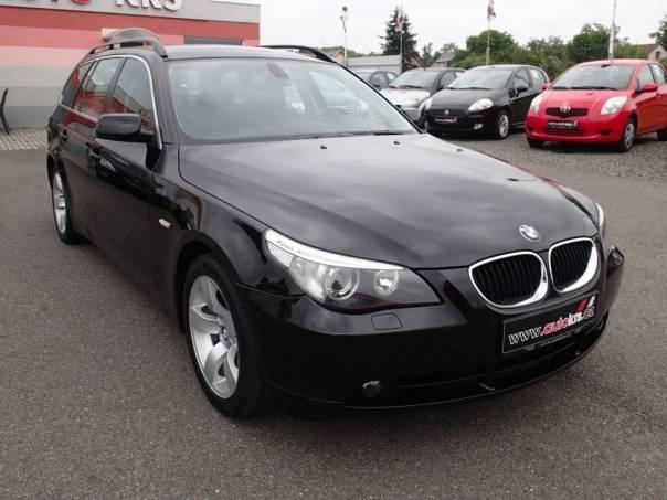 BMW Řada 5 520D Kůže,Xenon,Navi, foto 1 Auto – moto , Automobily | spěcháto.cz - bazar, inzerce zdarma