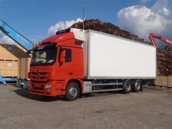 ACTROS 2548 L 6x2, foto 1 Užitkové a nákladní vozy, Nad 7,5 t | spěcháto.cz - bazar, inzerce zdarma