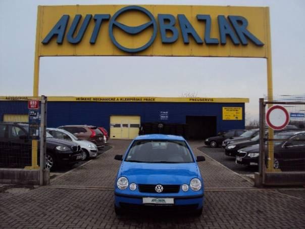 Volkswagen Polo 1,2i 40kw, foto 1 Auto – moto , Automobily | spěcháto.cz - bazar, inzerce zdarma