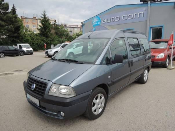 Fiat Scudo 2.0JTD 8míst Klima Tempomat, foto 1 Auto – moto , Automobily | spěcháto.cz - bazar, inzerce zdarma