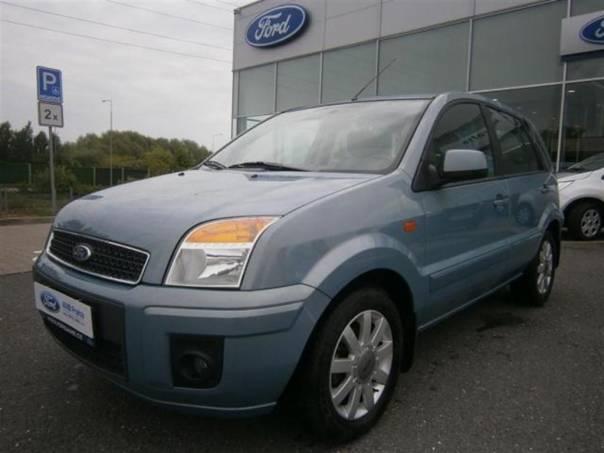 Ford Fusion 1,6i,74KW,1MAJ,CZ,8715KM, foto 1 Auto – moto , Automobily | spěcháto.cz - bazar, inzerce zdarma