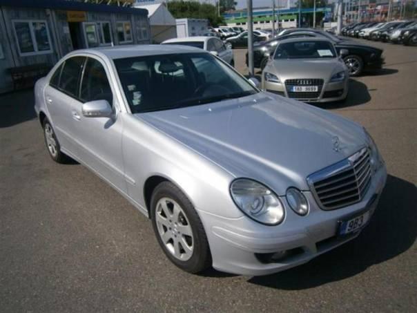 Mercedes-Benz Třída E 220 CDI  125 kW, foto 1 Auto – moto , Automobily | spěcháto.cz - bazar, inzerce zdarma