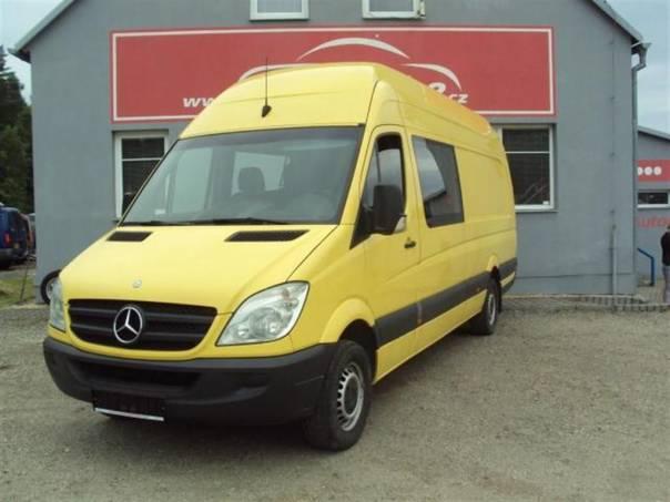 Mercedes-Benz Sprinter 311CDI - 6.MÍST XL, foto 1 Užitkové a nákladní vozy, Do 7,5 t | spěcháto.cz - bazar, inzerce zdarma