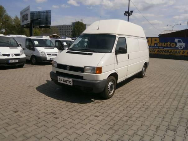 Volkswagen Transporter T4 L2H2 2.5TDI, foto 1 Užitkové a nákladní vozy, Do 7,5 t | spěcháto.cz - bazar, inzerce zdarma
