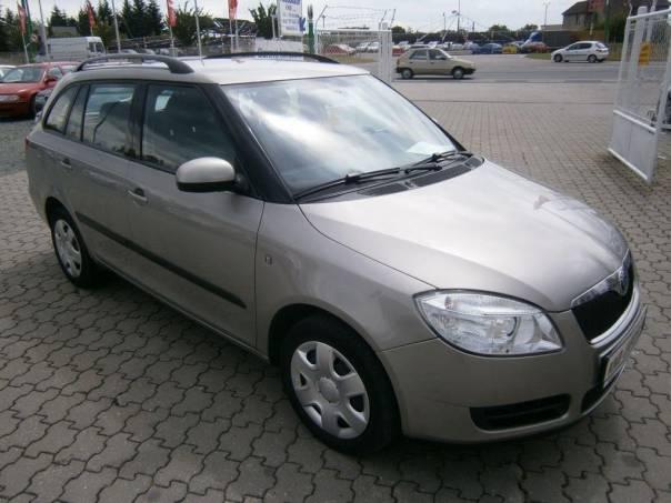 Škoda Fabia 1,4 16v klima,velmi pěkná, foto 1 Auto – moto , Automobily | spěcháto.cz - bazar, inzerce zdarma