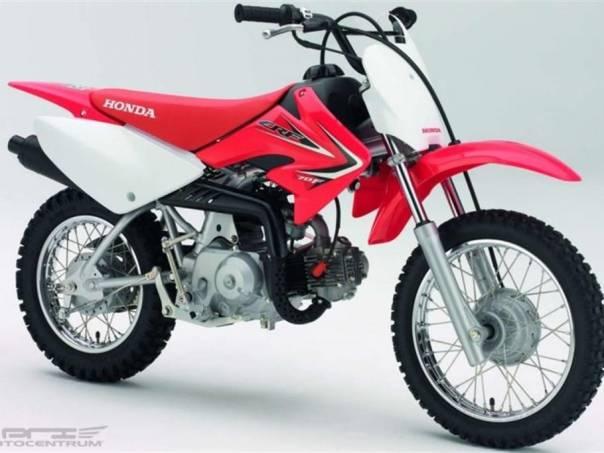 Honda CRF CRF 70 F 2014 AKCE, foto 1 Auto – moto , Motocykly a čtyřkolky | spěcháto.cz - bazar, inzerce zdarma
