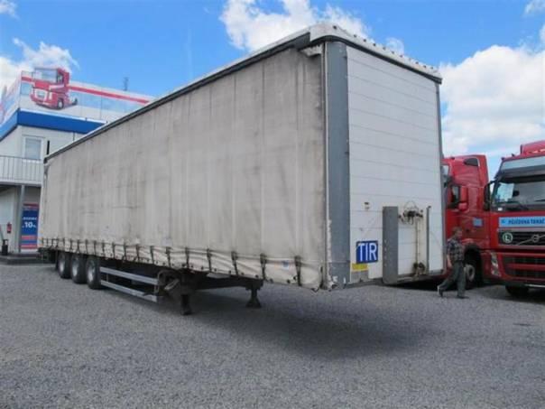 S 01 Třístranná schrnovačka, foto 1 Užitkové a nákladní vozy, Přívěsy a návěsy | spěcháto.cz - bazar, inzerce zdarma