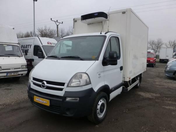 Opel Movano chlaďák skříň 3,1m 2,5DCi, foto 1 Užitkové a nákladní vozy, Do 7,5 t | spěcháto.cz - bazar, inzerce zdarma